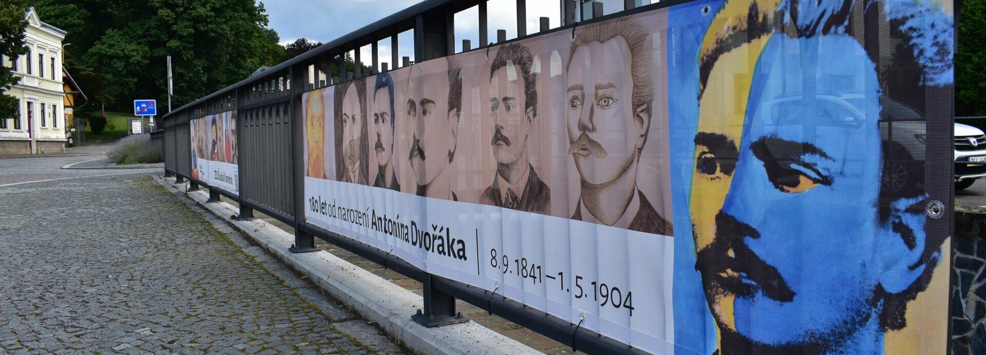 180 let od narození Antonína Dvořáka (8.9.1841 – 1.5.1904)